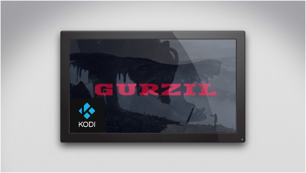 Gurzil Kodi Add-ons
