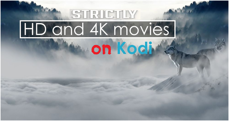 Strictly HD Kodi Add-ons