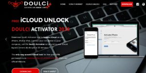 Doulci iCloud Removal Tool