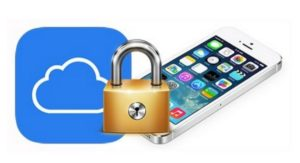 Remove the locking tool iCloud activation