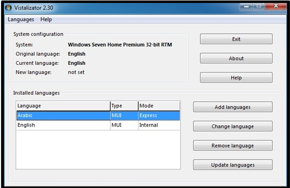 How To Install Language Pack In Windows 7 Home Premium