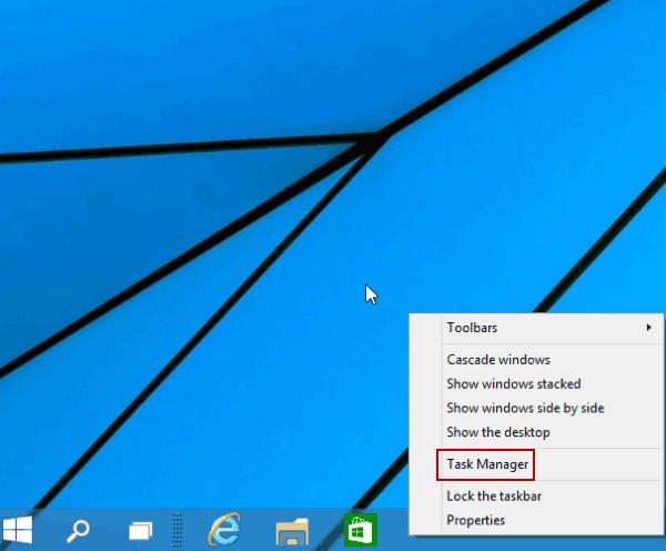 Fix Windows 10 Menu Not Working